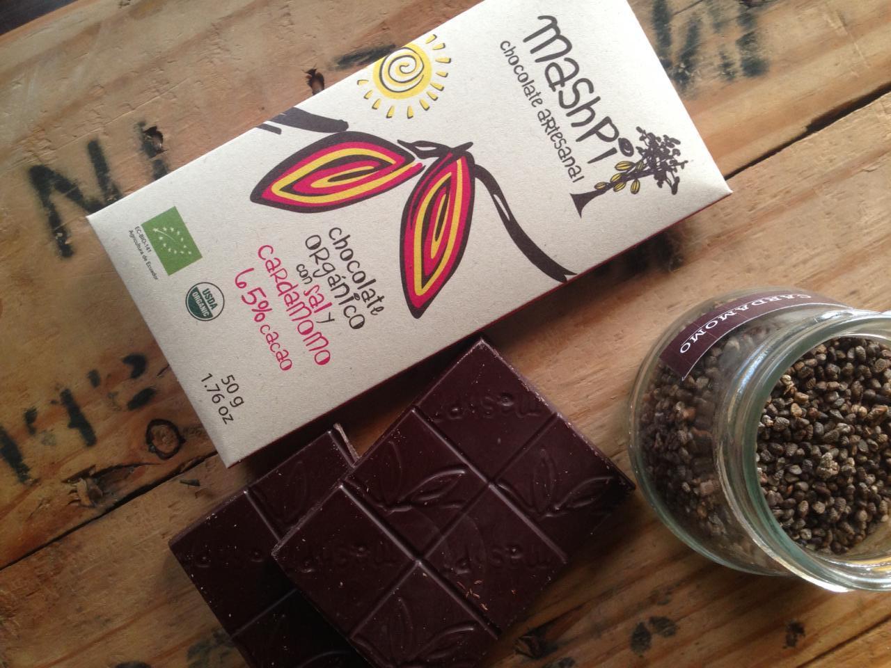 mashpi chocolate red de guardianes de semillas garantia agroecologica